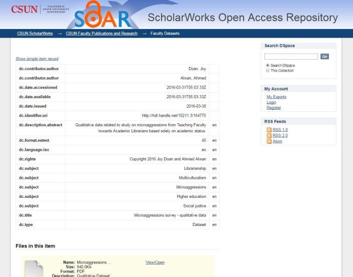 qualitative data record_screenshot